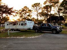 ford towing camper - Google Search