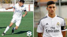 Real Madrid: El Madrid sí cuida la cantera: renueva a Óscar Rodríguez cuatro temporadas - Marca.com