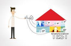 """Lors de la présentation du Nest nous avions évoqué l'existence de Snugr de la start-up belge 4INCH.  Si l'intention est la même (amélioréle confort d'utilisation des moyens de chauffage, faire des économies,... ), le moyen pour y parvenir est très différent. Les résultats aussi. David, qui a installé le système afin de le tester, nous explique pourquoi, comment et... combien ! C'est à écouter ci-dessous. http://youtu.be/BOctvB2RFA4 Offre spéciale """"Les Technos"""" Les créateurs de Snugroffrent…"""