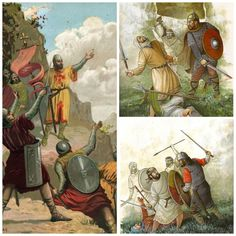 En el año 722 se produjo un enfrentamiento bélico en Covadonga que iba a dar inicio a la reconquista de la península Ibérica por parte de los cristianos.