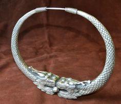 Miao Necklace (Dragon)