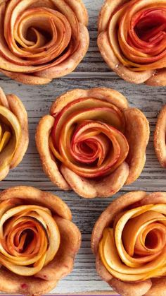 These vegan apple tartlets are like mini apple pies dressed up as roses. Baked in a cupcake/muffin pan, these are the perfect little serving size for picnics, potlucks, or brunch in bed. And they're low in sugar, so you can eat more than one, guilt-free. #vegan #vegandollhouse #applepie #recipe #apples #roses #tarlets #minipies