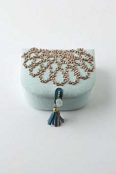 Faceted Loops Jewellery Box | Anthropologie.eu