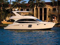 Meridian Yacht ~ Hubby's dream boat!