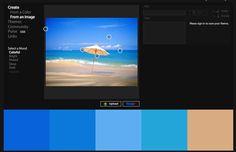 beach wedding color schemes | Online Resource for Choosing Wedding Colors