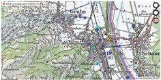 Grabs SG Handy antennen netz Natel http://ift.tt/2vH0ajW #geoportal #Geomatics