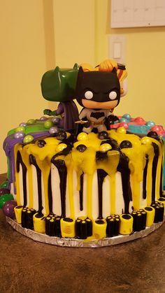Yummy Treats, Birthday Cake, Tasty, Baking, Desserts, Food, Bread Making, Birthday Cakes, Meal