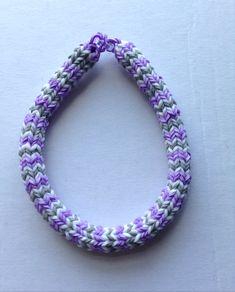 Hexafish rainbow loom bracelet by Cutie Pie Bracelet | Cool Mom Picks