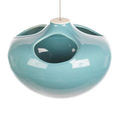 Hanging Sphere Aqua now featured on Fab.