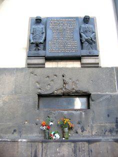 Praga, diciembre 2006.