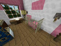 Home Architec Ideas: Bedroom Minecraft Modern Interior Design