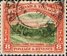 Trinidad and Tobago 1935 First Decimal SG 234 Queen's Park Savannah Fine Used Scott 38 Other West Indies and British Commonwealth Stamps HERE!