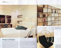 Clipping/Bedroom/Quarto/Eliane Sampaio Interiores