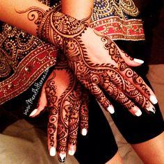 www.MendhiHenna.com.. ideas by: #covaiweddingshoppers