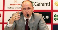 """Harun Erdenay: """"Lig'den Atmak Durumunda Kalacağız!""""  http://goo.gl/g1BysP #harunerdenay #eurocup #basketbol"""