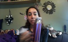 LifeSky Purple model with cup Coffee thermos at amazon.com