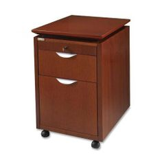 RUDTECH76CH - Box/File Pedestal,w/ Casters,16x18x25,Cherry by Rudnick. $286.78. Techno Series office furniture offers an innovative European design with a high-gloss finish, hand-selected wood veneer and unique floating top design. Combine the furniture in multiple configurations. All pedestals and lateral files have locks. Lateral file offers side-to-side filing. Drawers have full extension glides. Furniture features adjustable glides.