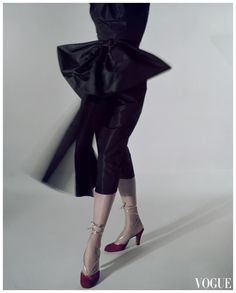 Serge Balkin VOGUE aug 1950