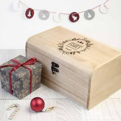 See more personalised Christmas gifts on https://PersonallyPresented.com