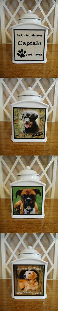 Pet Memorials and Urns 116391: Dog *Personalized* Urn, Cat, Pet, Add Photo, Poem, Custom, In Loving Memory -> BUY IT NOW ONLY: $32.85 on eBay!
