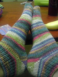 Welcome to my Lovely Ladies Sock pattern.