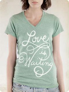 This shirt supports an adoptive family.