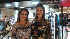 Mariana Miranda e Taís Brescancini VITRINES DE OUTONO/INVERNO JUNDIAÍ SHOPPING Veja matéria e fotos no nosso blog: zip.net/btmWfJ #jds7blogse1segredo #JundiaiShopping