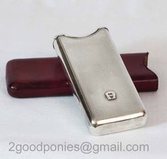 Sterling Silver Cigar Case...Etienne Aigner by 2goodponiesvintage, $249.00 #smoking #sterlingsilver