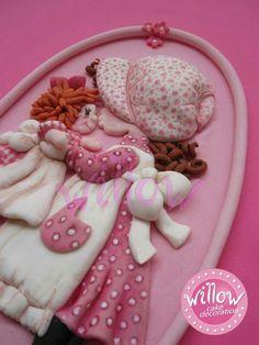 Sarah Kay, fondant cake decoration
