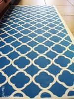looks like i have found a solution of finding a rug that i like for my kitchen!