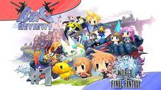 RRPG Livestream: World of Final Fantasy (Part One)