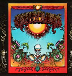 uDiscover: 100 Greatest Album Covers Aoxomoxoa