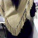 79) Olá... vem vêr, vem!!! - Receita de Tricô A Máquina - Xale De Bico - Vídeo da Prof. CLEUSA Hi .. Come and see, come! - Revenue Knitting Machine - Shawl From Beak - Video of Prof. CLEUSA