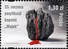 Polonia 2006 - 25 Aniversario de la pacificación de la mina Wujek