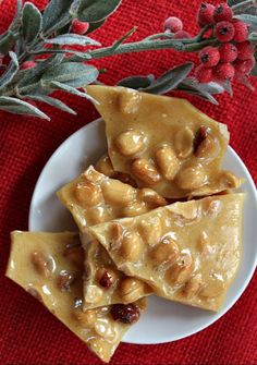 Make your own peanut brittle—great for snacking or gifting!