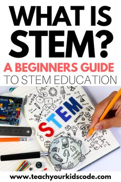What is stem? this is your ultimate guide to stem education. Science Activities For Kids, Preschool Education, Stem Science, Elementary Science, Teaching Science, Stem Activities, Teaching Kids, Science Ideas, Upper Elementary