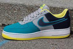 "Nike Air Force 1 Low  ""Tropical Teal"""