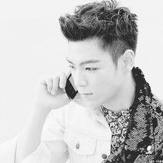 TOP (Choi Seung Hyun) ♡ BIGBANG - Kakao talk