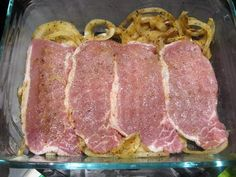 Schwenkbraten, Marinated Pork Steaks from the Saarland Dutch Recipes, Pork Recipes, Cooking Recipes, German Recipes, Recipies, Austrian Recipes, Marinated Pork, Grilled Pork, European Cuisine