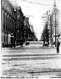 1910 Yonge from Front, Toronto, Ontario.