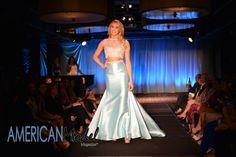 Kenna Mia Harke rocking the runway for Mac Duggal in Miami   Photo: Amanda Ferguson Photography @afergusonphoto  Hair & Makeup: Crown Style Glam @crownstyleglam