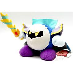 Meta Knight Plush!!