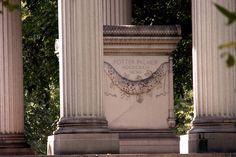 Graceland Cemetery, Chicago, IL Potter Palmer
