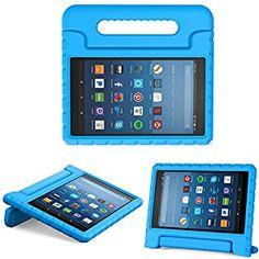 MoKo Case for All-New Amazon Fire HD 8 Tablet - Kids: Amazon.co.uk: Electronics