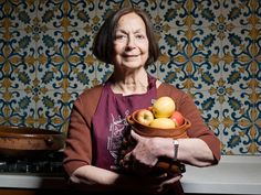 Celebrated Middle Eastern Food Writer Claudia Roden Shares Stories and Recipes From Her Kitchen  For Roden, food is a lens to understand history