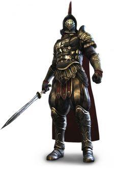 Resultado de imagen de gladiator artwork