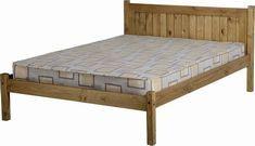 Maya 4'6 Double Bed