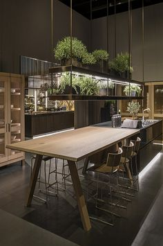 Arclinea introduced their latest kitchens this year at the Milan design fair. We are proud to represent this brand in Australia. View Arclinea at our Concept Store! Kitchen Interior, New Kitchen, Kitchen Dining, Kitchen Decor, Küchen Design, House Design, Milan Design, Cuisines Design, Kitchen Shelves