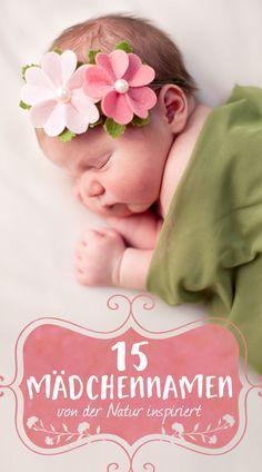 Von Alivia bis Violetta: 15 blumige Vornamen