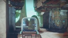 First Footage Of Destiny 2's Endless Vale Map